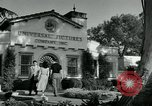 Image of Universal Picture Company Hollywood Los Angeles California USA, 1938, second 42 stock footage video 65675041905