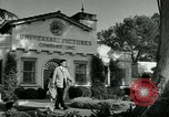 Image of Universal Picture Company Hollywood Los Angeles California USA, 1938, second 44 stock footage video 65675041905