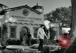 Image of Universal Picture Company Hollywood Los Angeles California USA, 1938, second 45 stock footage video 65675041905