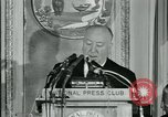 Image of Alfred Hitchcock United States USA, 1963, second 29 stock footage video 65675041909