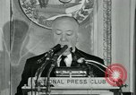 Image of Alfred Hitchcock United States USA, 1963, second 34 stock footage video 65675041909