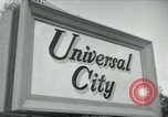 Standbild Universal City Hollywood Los Angeles California USA, 1964, aus Sekunde 1 historischem Filmmaterial Videoclip 65675041913