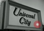 Standbild Universal City Hollywood Los Angeles California USA, 1964, aus Sekunde 2 historischem Filmmaterial Videoclip 65675041913