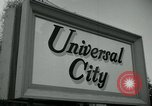 Standbild Universal City Hollywood Los Angeles California USA, 1964, aus Sekunde 5 historischem Filmmaterial Videoclip 65675041913
