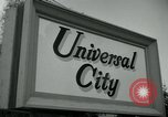 Standbild Universal City Hollywood Los Angeles California USA, 1964, aus Sekunde 7 historischem Filmmaterial Videoclip 65675041913