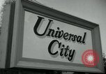 Standbild Universal City Hollywood Los Angeles California USA, 1964, aus Sekunde 8 historischem Filmmaterial Videoclip 65675041913