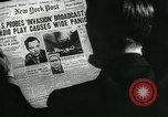 Image of newspapers United States USA, 1938, second 3 stock footage video 65675041915