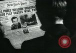 Image of newspapers United States USA, 1938, second 5 stock footage video 65675041915