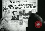 Image of newspapers United States USA, 1938, second 15 stock footage video 65675041915