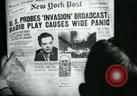 Image of newspapers United States USA, 1938, second 16 stock footage video 65675041915