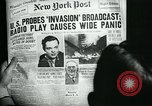 Image of newspapers United States USA, 1938, second 18 stock footage video 65675041915