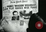 Image of newspapers United States USA, 1938, second 20 stock footage video 65675041915