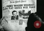 Image of newspapers United States USA, 1938, second 21 stock footage video 65675041915