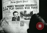 Image of newspapers United States USA, 1938, second 22 stock footage video 65675041915