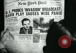 Image of newspapers United States USA, 1938, second 27 stock footage video 65675041915
