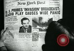 Image of newspapers United States USA, 1938, second 28 stock footage video 65675041915
