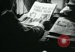 Image of newspapers United States USA, 1938, second 30 stock footage video 65675041915