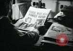 Image of newspapers United States USA, 1938, second 31 stock footage video 65675041915