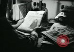 Image of newspapers United States USA, 1938, second 38 stock footage video 65675041915