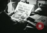 Image of newspapers United States USA, 1938, second 46 stock footage video 65675041915