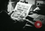 Image of newspapers United States USA, 1938, second 48 stock footage video 65675041915