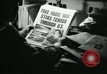 Image of newspapers United States USA, 1938, second 49 stock footage video 65675041915