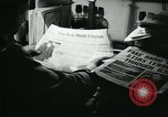 Image of newspapers United States USA, 1938, second 52 stock footage video 65675041915
