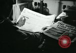 Image of newspapers United States USA, 1938, second 54 stock footage video 65675041915