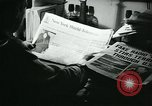 Image of newspapers United States USA, 1938, second 56 stock footage video 65675041915