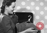 Image of dress and stockings United States USA, 1938, second 4 stock footage video 65675041916