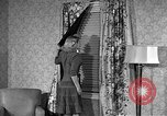 Image of dress and stockings United States USA, 1938, second 25 stock footage video 65675041916