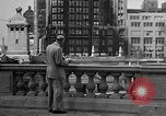 Image of Chicago landmarks and 1950s street scenes Chicago Illinois USA, 1953, second 18 stock footage video 65675041928