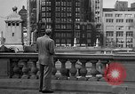 Image of Chicago landmarks and 1950s street scenes Chicago Illinois USA, 1953, second 19 stock footage video 65675041928