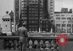 Image of Chicago landmarks and 1950s street scenes Chicago Illinois USA, 1953, second 20 stock footage video 65675041928