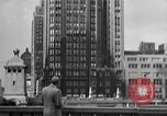 Image of Chicago landmarks and 1950s street scenes Chicago Illinois USA, 1953, second 21 stock footage video 65675041928
