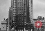 Image of Chicago landmarks and 1950s street scenes Chicago Illinois USA, 1953, second 22 stock footage video 65675041928