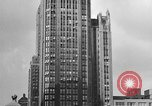 Image of Chicago landmarks and 1950s street scenes Chicago Illinois USA, 1953, second 24 stock footage video 65675041928