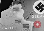 Image of German and Americans in Battle of the Bulge Belgium, 1944, second 2 stock footage video 65675041931
