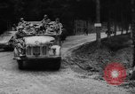 Image of German and Americans in Battle of the Bulge Belgium, 1944, second 12 stock footage video 65675041931