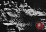Image of German and Americans in Battle of the Bulge Belgium, 1944, second 15 stock footage video 65675041931
