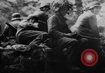 Image of German and Americans in Battle of the Bulge Belgium, 1944, second 19 stock footage video 65675041931