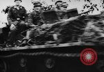 Image of German and Americans in Battle of the Bulge Belgium, 1944, second 21 stock footage video 65675041931