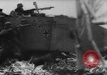 Image of German and Americans in Battle of the Bulge Belgium, 1944, second 46 stock footage video 65675041931