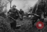 Image of German and Americans in Battle of the Bulge Belgium, 1944, second 62 stock footage video 65675041931