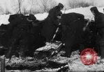 Image of Blue Division Spanish forces under Commander Grandes World War 2 Leningrad Russia Soviet Union, 1942, second 8 stock footage video 65675041932