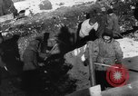 Image of Blue Division Spanish forces under Commander Grandes World War 2 Leningrad Russia Soviet Union, 1942, second 32 stock footage video 65675041932