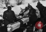 Image of Blue Division Spanish forces under Commander Grandes World War 2 Leningrad Russia Soviet Union, 1942, second 37 stock footage video 65675041932
