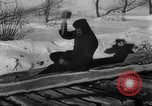 Image of Blue Division Spanish forces under Commander Grandes World War 2 Leningrad Russia Soviet Union, 1942, second 38 stock footage video 65675041932