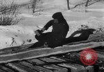Image of Blue Division Spanish forces under Commander Grandes World War 2 Leningrad Russia Soviet Union, 1942, second 39 stock footage video 65675041932