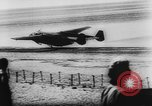 Image of Germans resupply defensive forces on beach by cargo gliders, during Wo Italy, 1943, second 23 stock footage video 65675041934